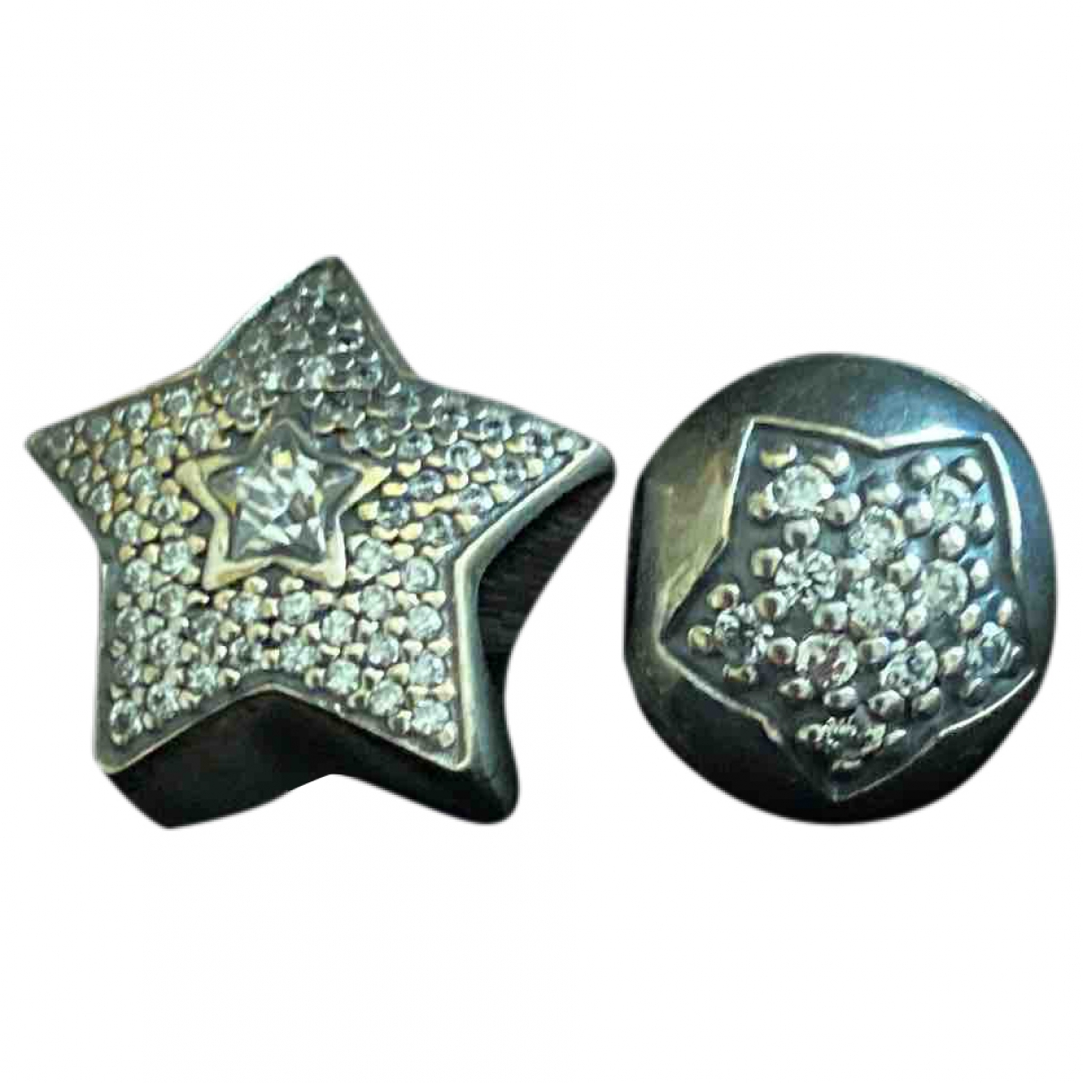 Pandora \N Schmuck-set in  Silber Silber
