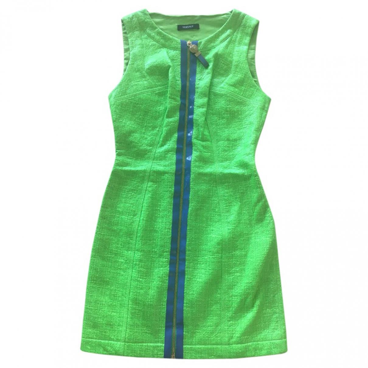 Versace \N Green dress for Women 40 IT