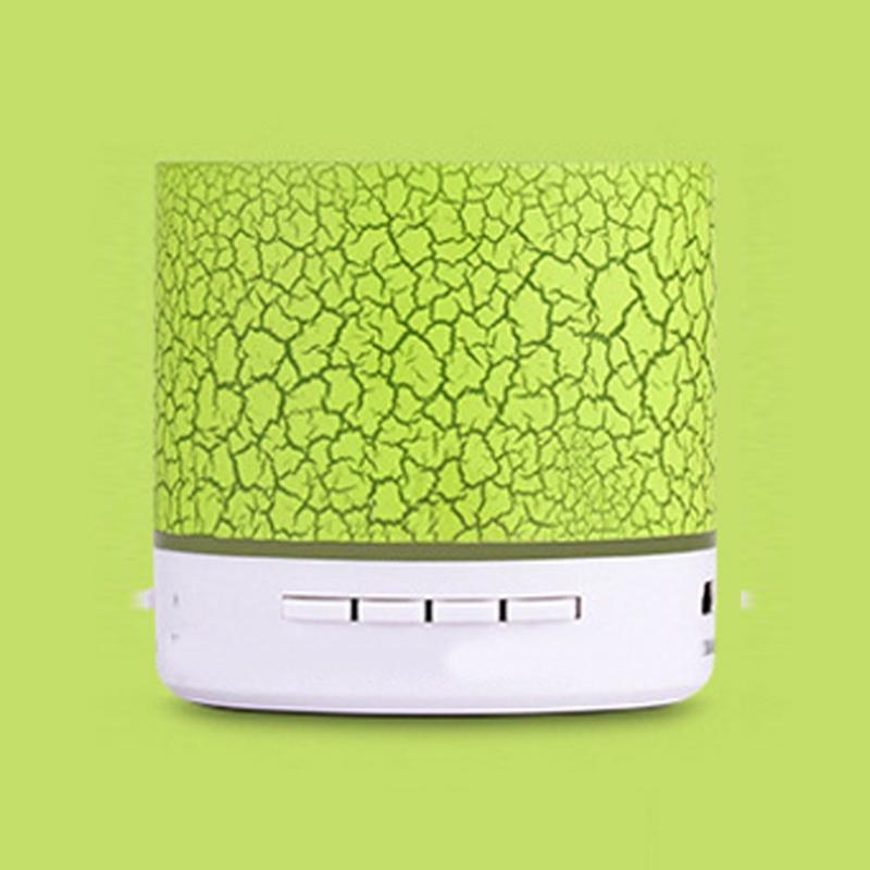 Ericdress Mini Portable LED Bluetooth Audio