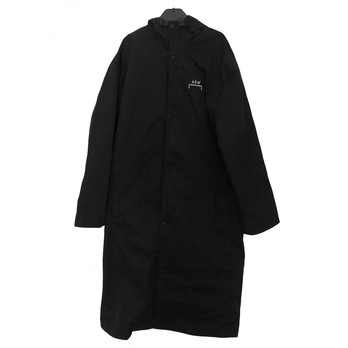 A-cold-wall \N Black coat  for Men M International