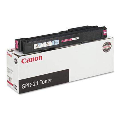 Canon GPR21M 0260B001AA Original Magenta Toner Cartridge