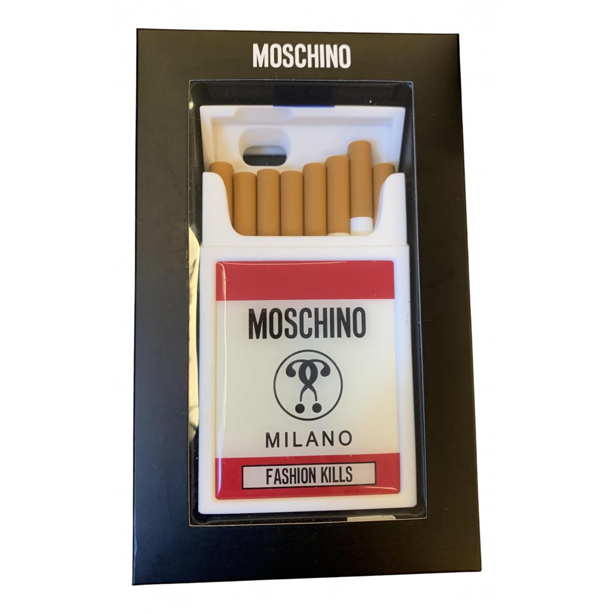 Moschino - Accessoires   pour lifestyle en autre - blanc