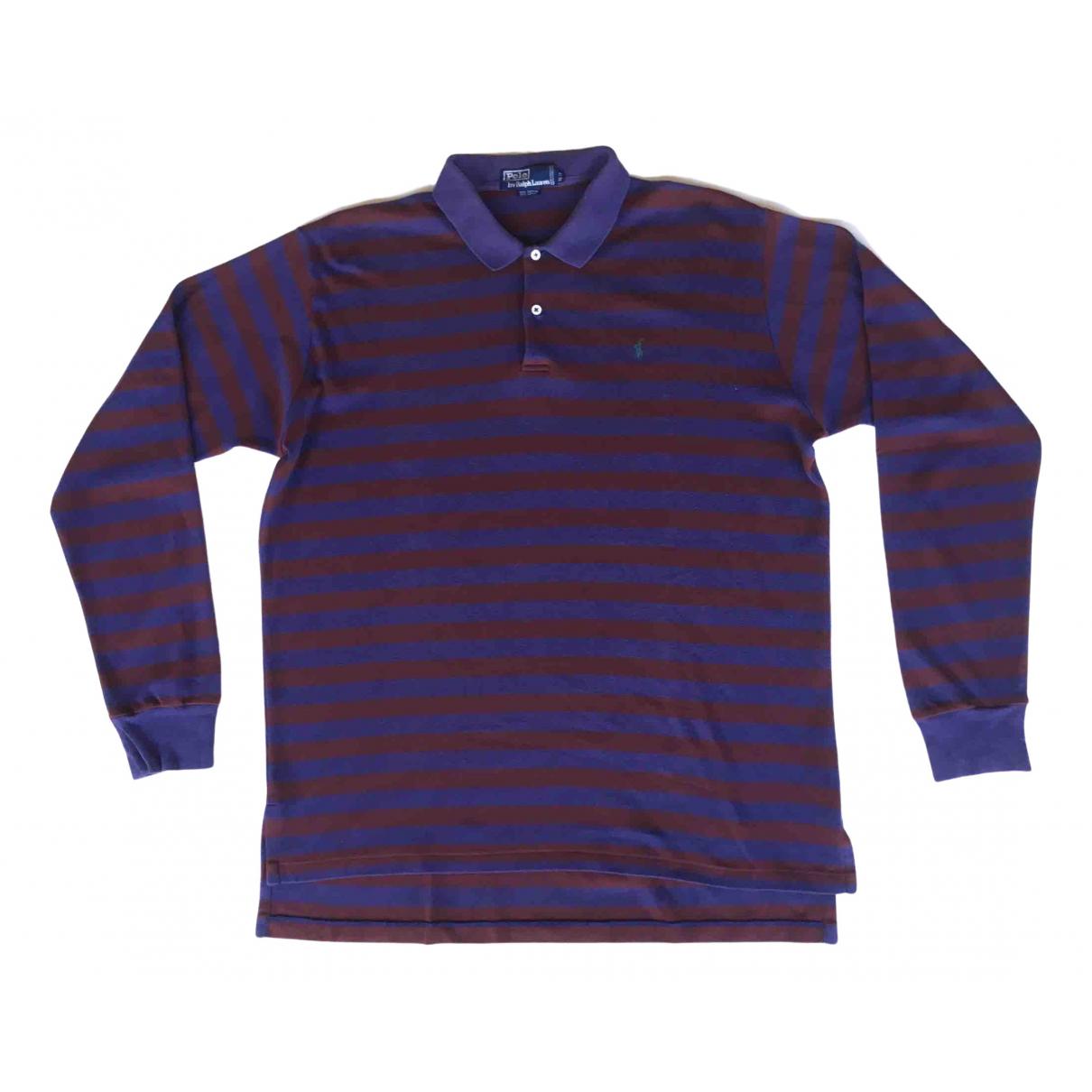 Polo Ralph Lauren - Polos Polo classique manches longues pour homme en coton - multicolore
