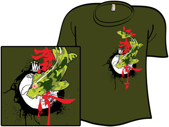 Koiler Theory T Shirt