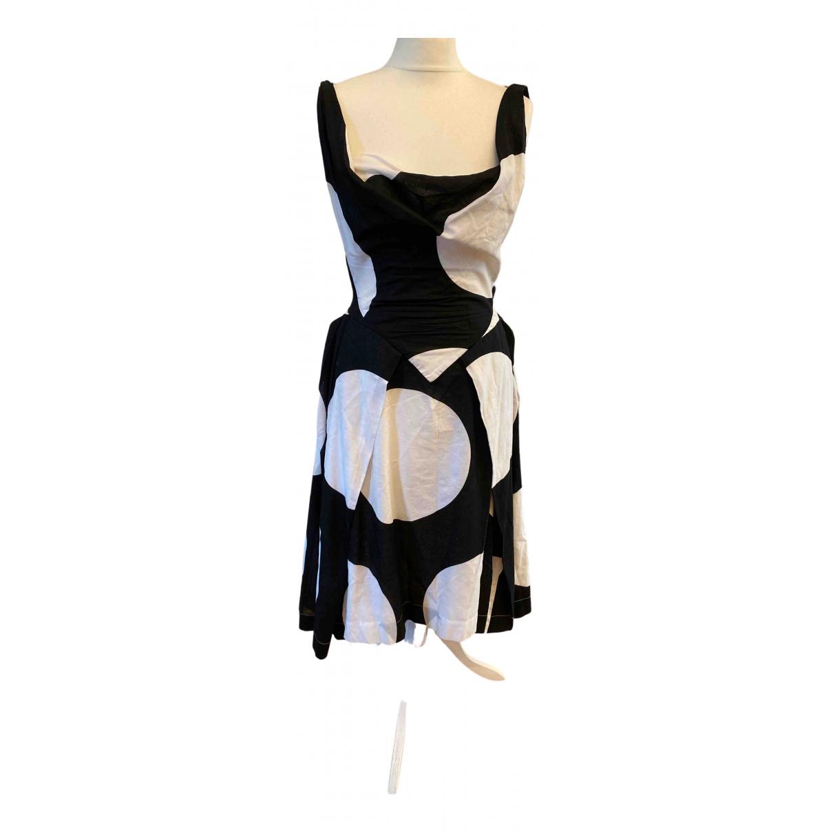 Vivienne Westwood Anglomania \N Kleid in Baumwolle