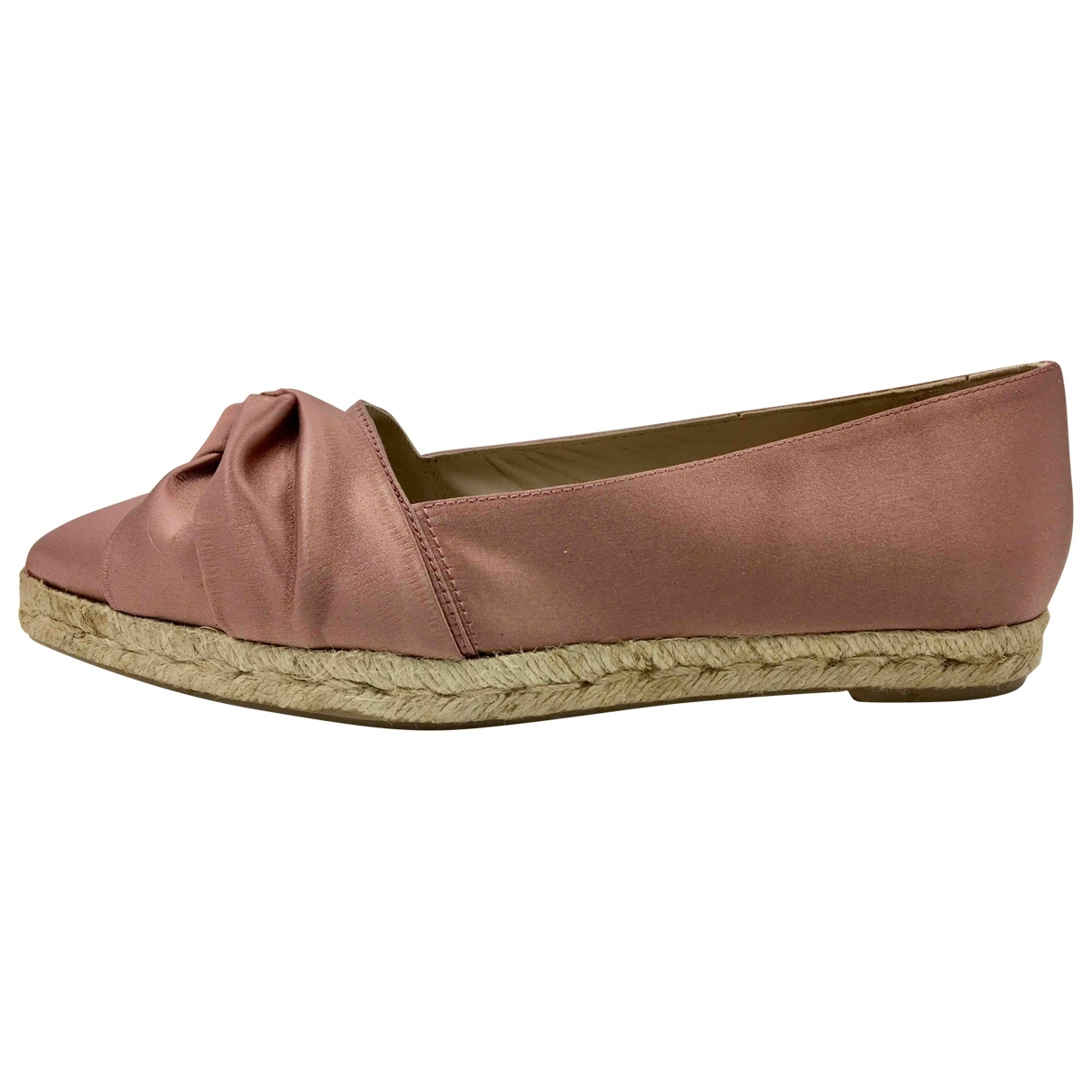 Paule Ka \N Pink Cloth Espadrilles for Women 39 EU