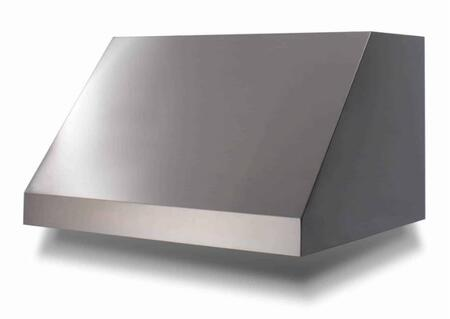 PL042MLCF 42 Pro Line Series Wall Mount Range Hood with Stainless Steel Baffle Filters  LED Lighting and Push Button Controls in Matte/Texture