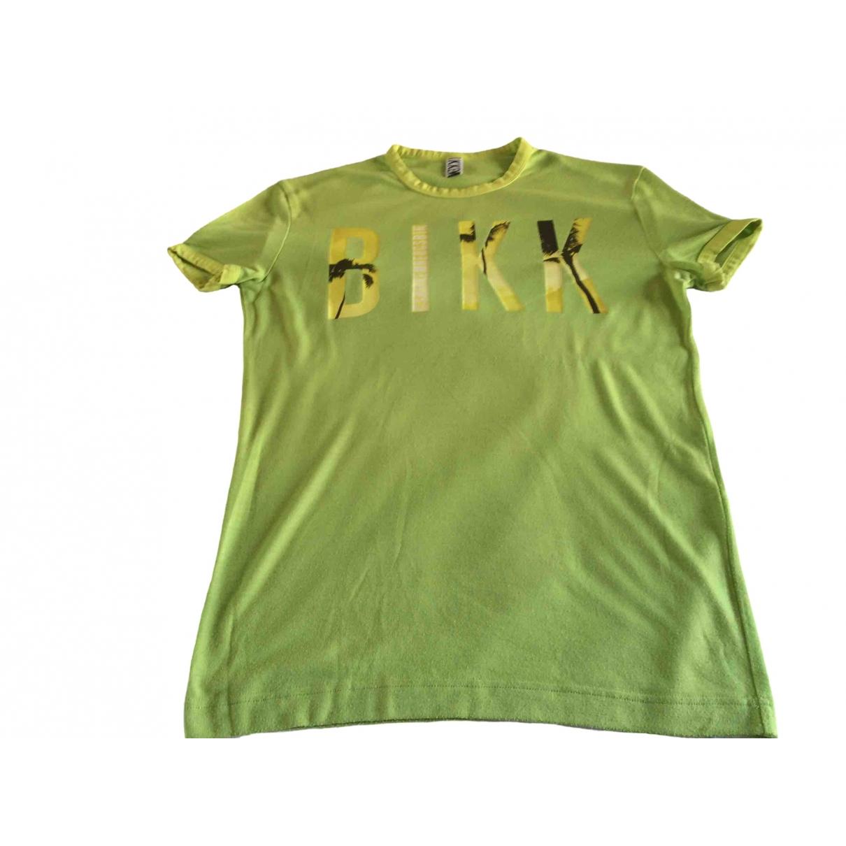Dirk Bikkembergs \N Green T-shirts for Men M International
