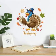 Turkey Print Wall Sticker