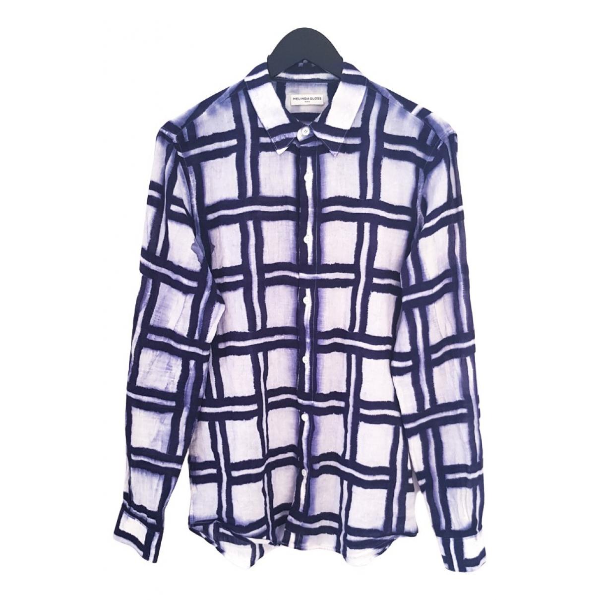 Camisas Melinda Gloss