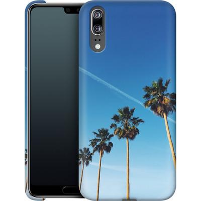 Huawei P20 Smartphone Huelle - Palm Tree Paradise von Omid Scheybani