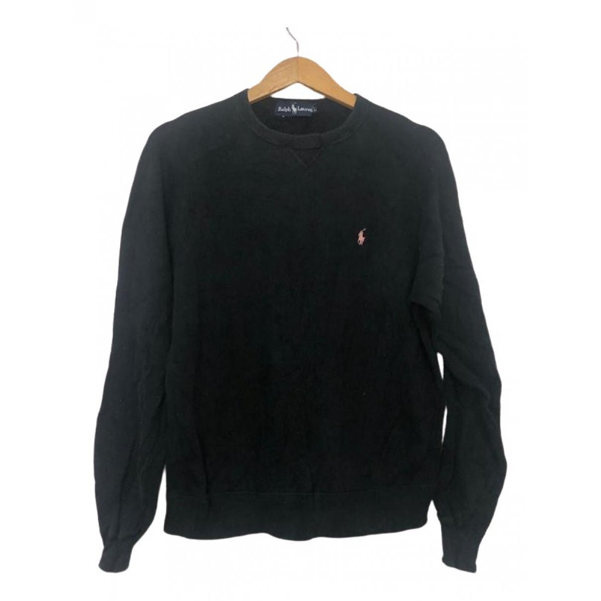 Ralph Lauren \N Pullover.Westen.Sweatshirts  in  Blau Baumwolle
