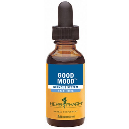 Good Mood Tonic 4 Oz by Herb Pharm