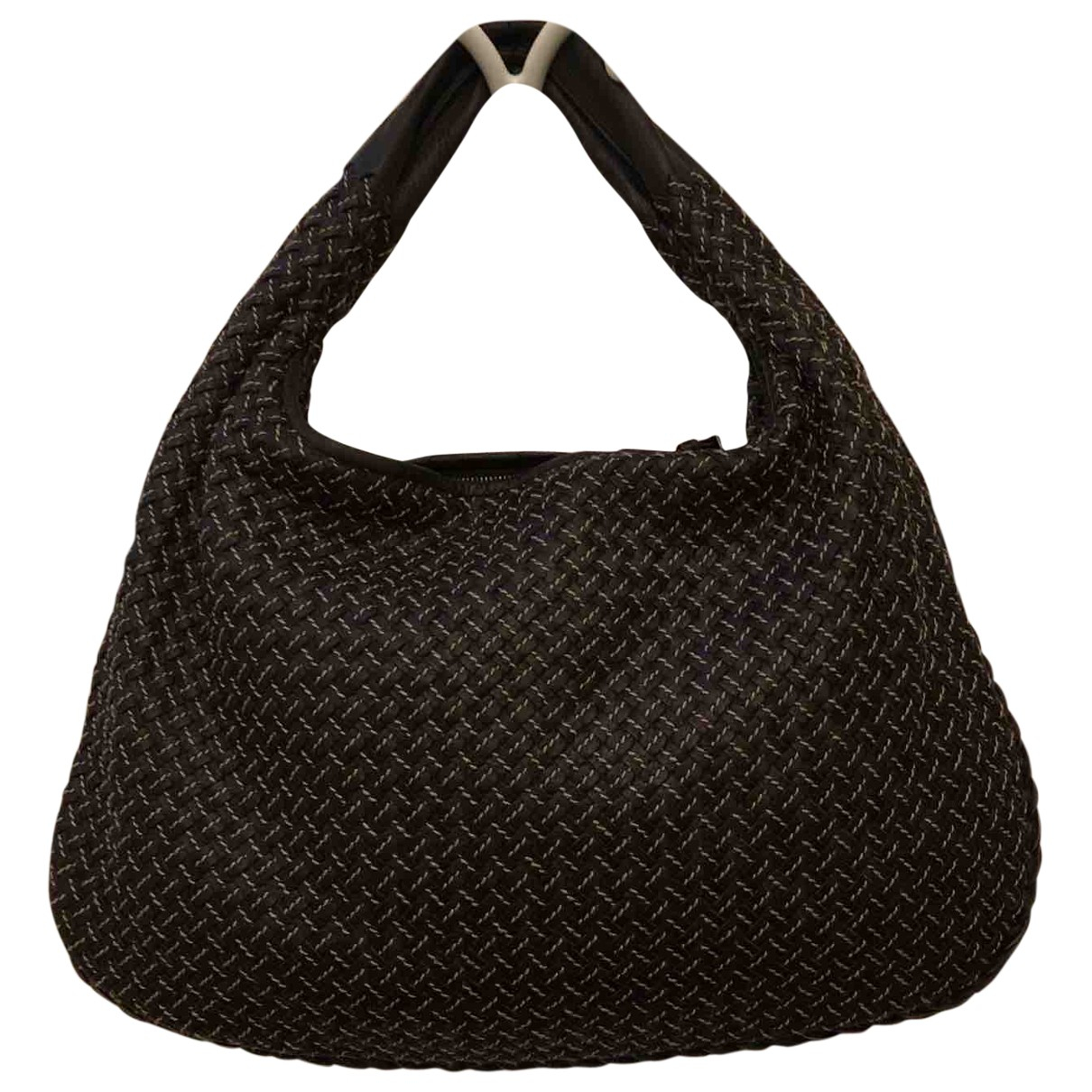Bottega Veneta Veneta Brown Leather handbag for Women \N