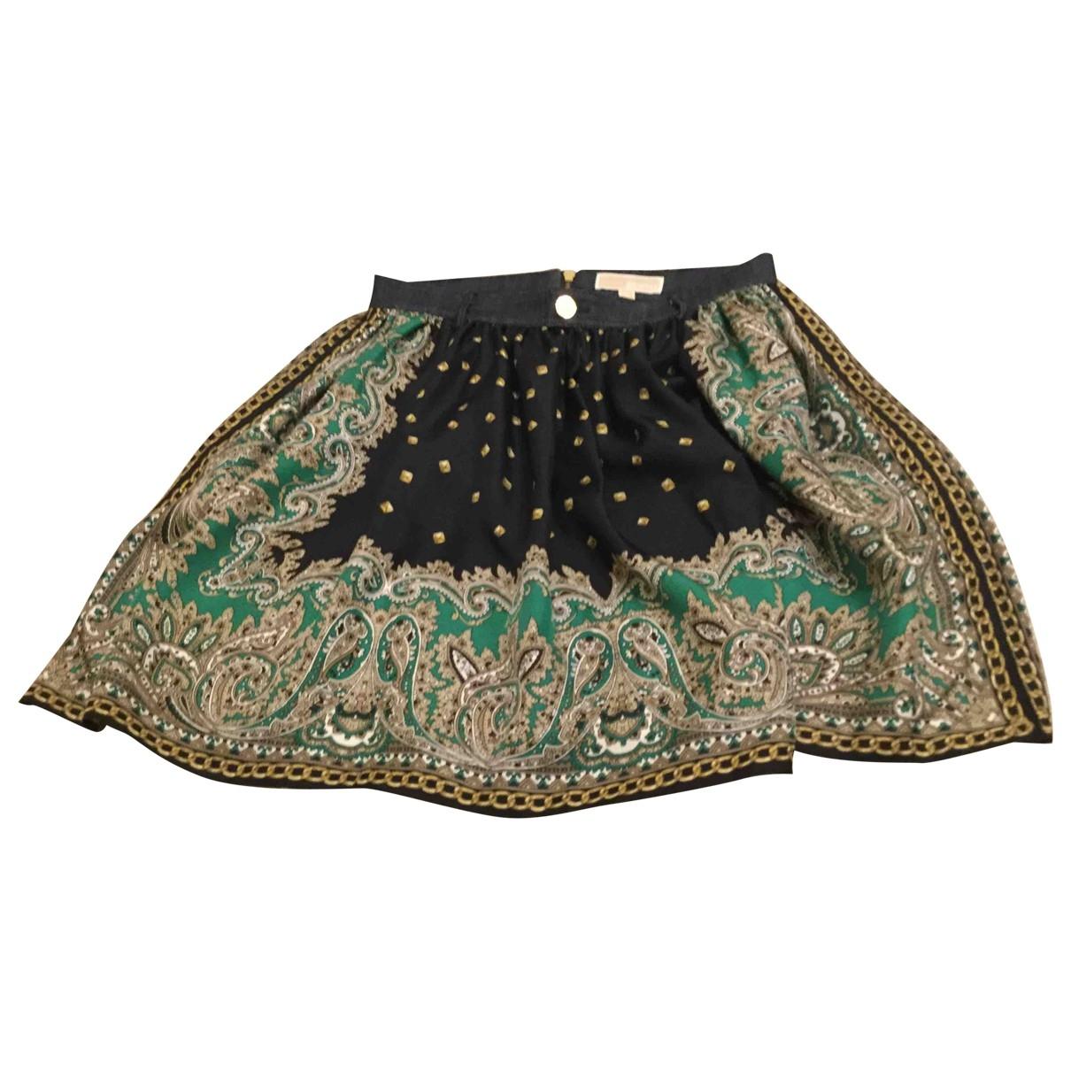Michael Kors \N Multicolour Silk skirt for Women 6 US