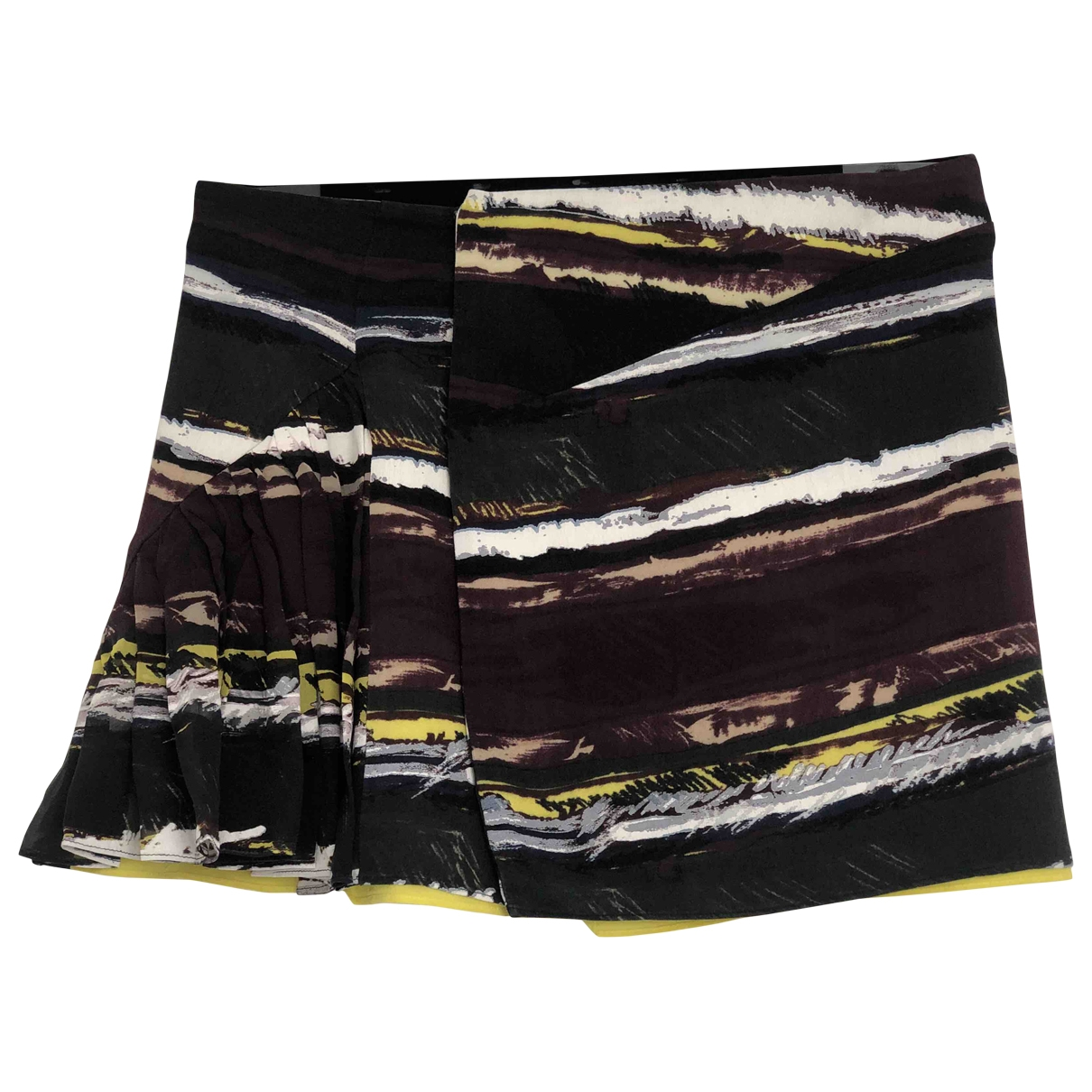 Balenciaga \N Multicolour Silk skirt for Women 38 FR
