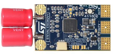 STMicroelectronics STEVAL-ESC002V1 Electronic Speed Controller Reference Design Based on STSPIN32F0A for Electronic