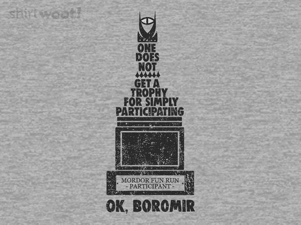 Ok Boromir T Shirt