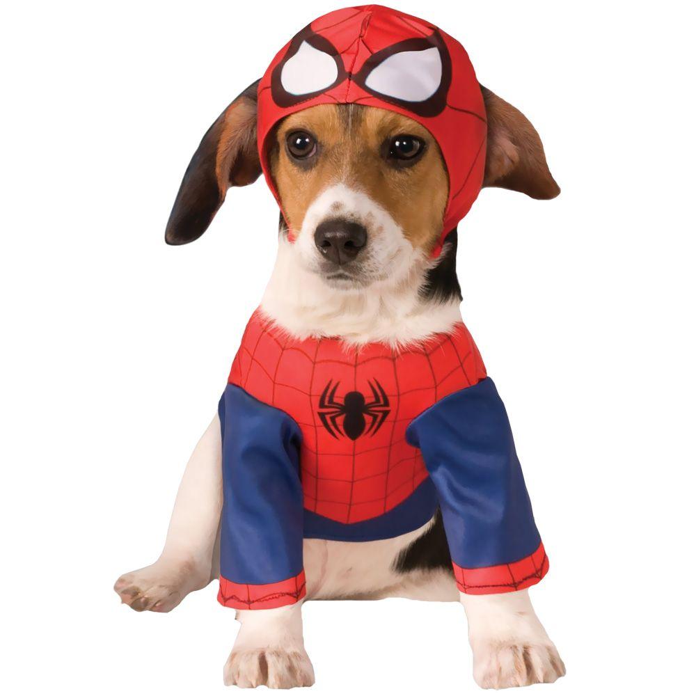 Spider-Man Dog Costume (XL)