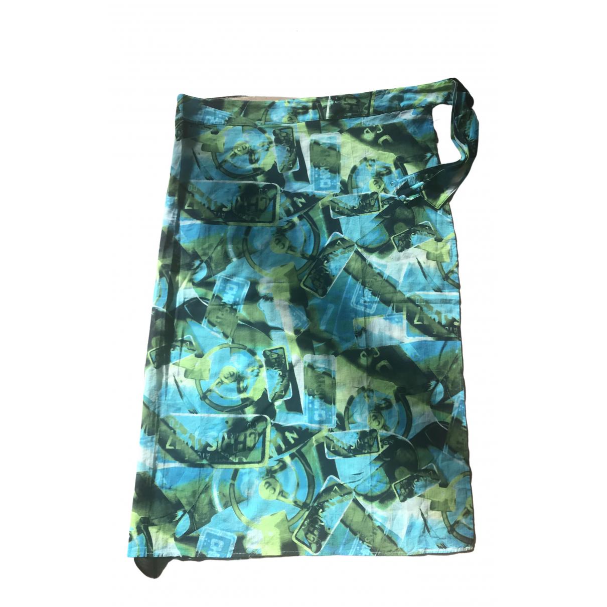 Dior \N Badeanzug in  Blau Baumwolle