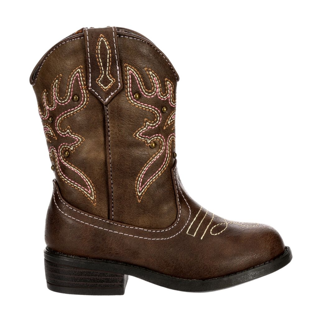 Nina Kids Girls Infant Mirabella Western Boot Boots