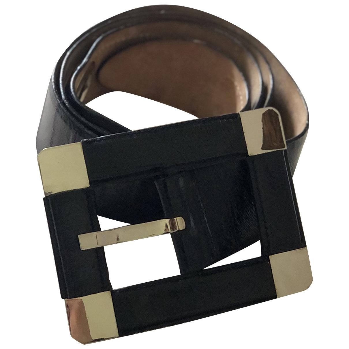 Cinturon de Anguila Dolce & Gabbana