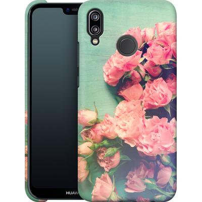 Huawei P20 Lite Smartphone Huelle - Garden Party von Joy StClaire