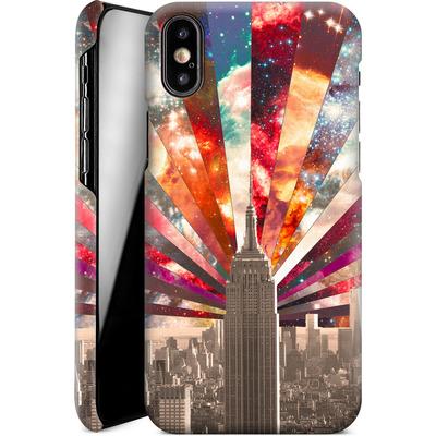 Apple iPhone X Smartphone Huelle - Superstar New York von Bianca Green