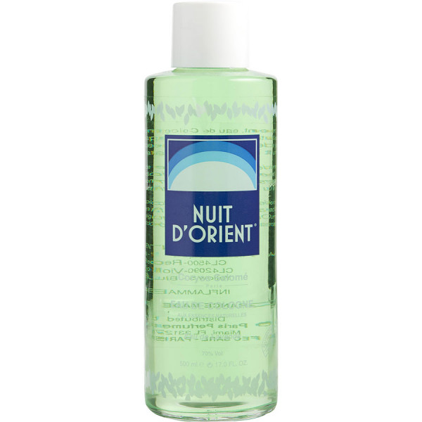 Nuit DOrient - Coryse Salome Colonia 510 ml
