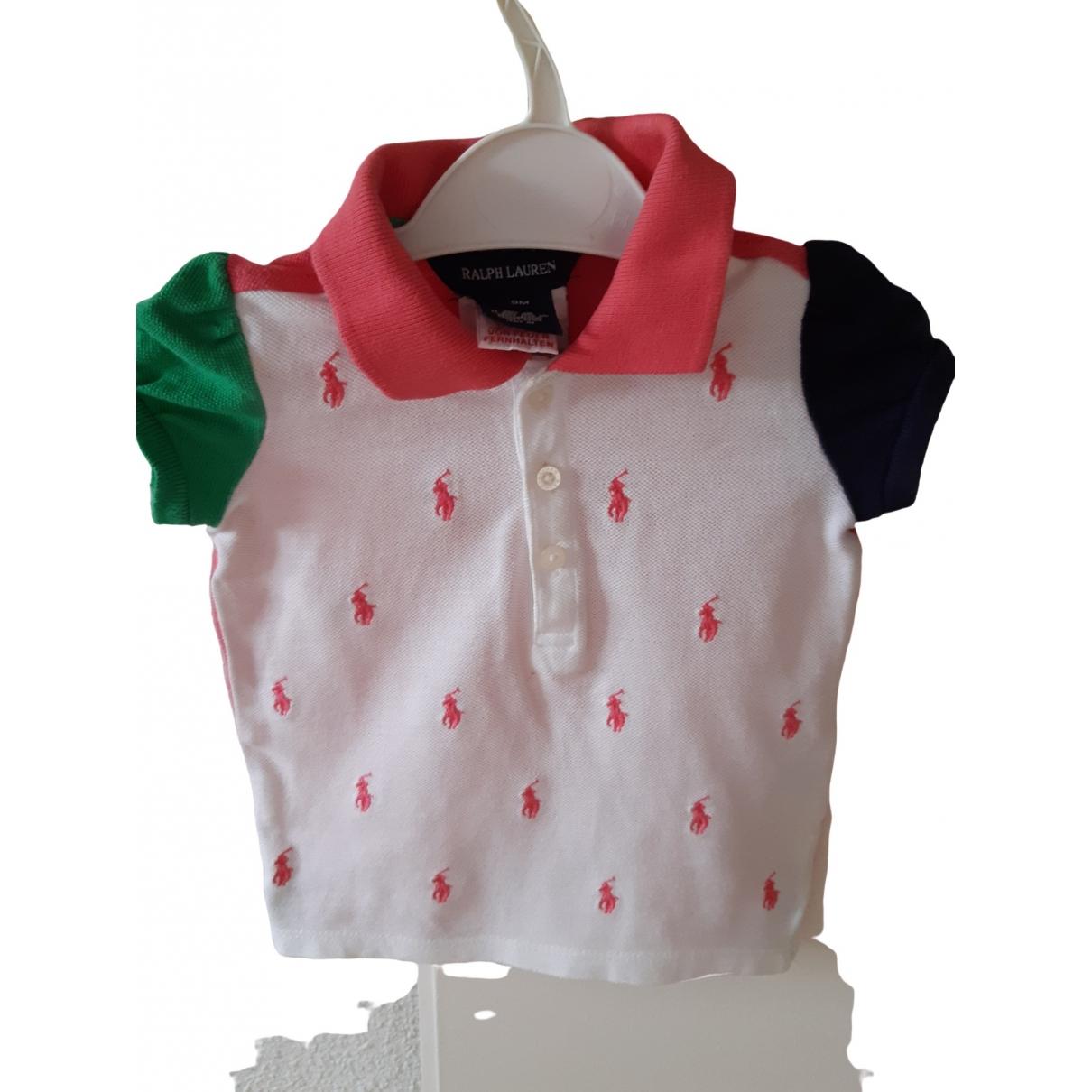Ralph Lauren - Top   pour enfant en coton