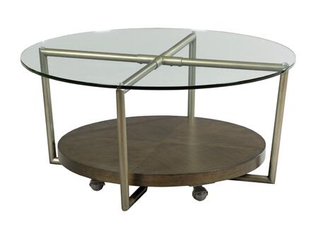 Eton Collection 824-911 ROUND COCKTAIL TABLE in Warm