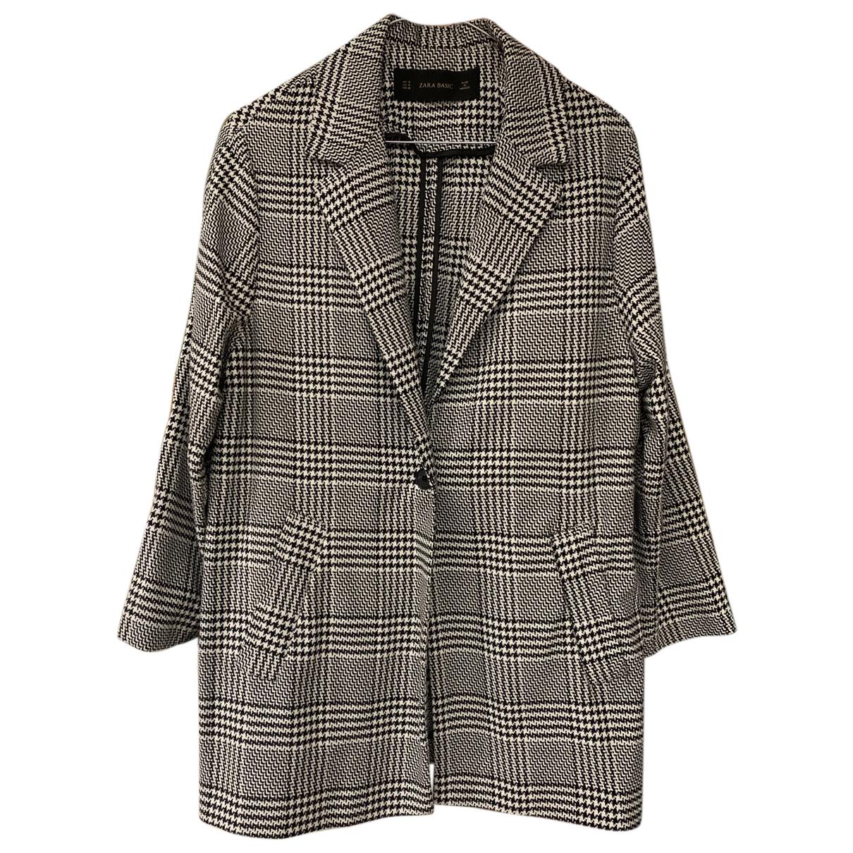 Zara N Black coat for Women M International