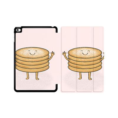 Apple iPad mini 4 Tablet Smart Case - Pancake-man with Sugar von caseable Designs