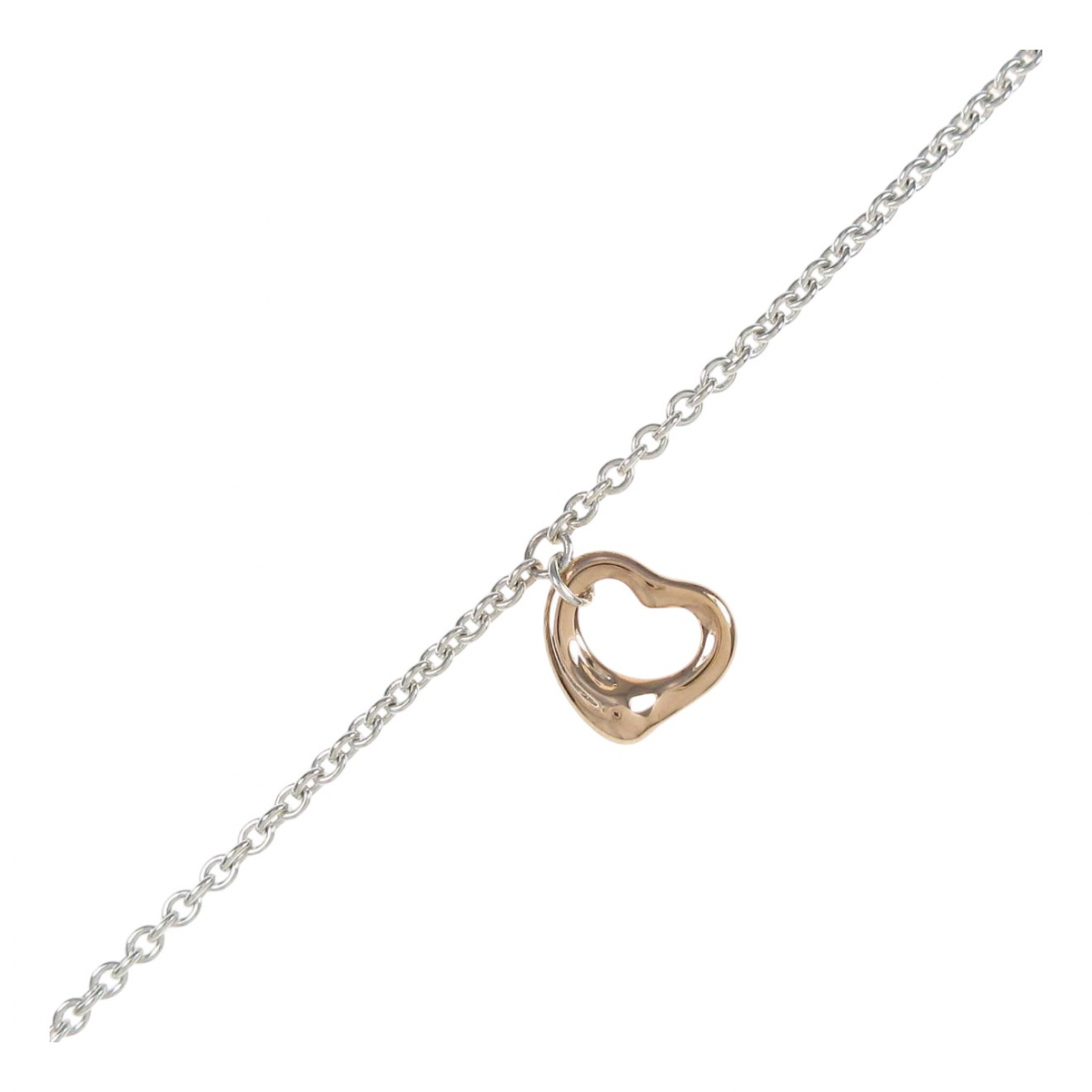 Tiffany & Co - Bracelet   pour femme en or rose - argente