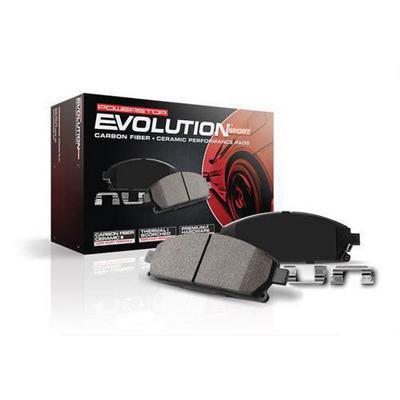 Power Stop Z23 Evolution Sport Brake Pads - Z23-1680