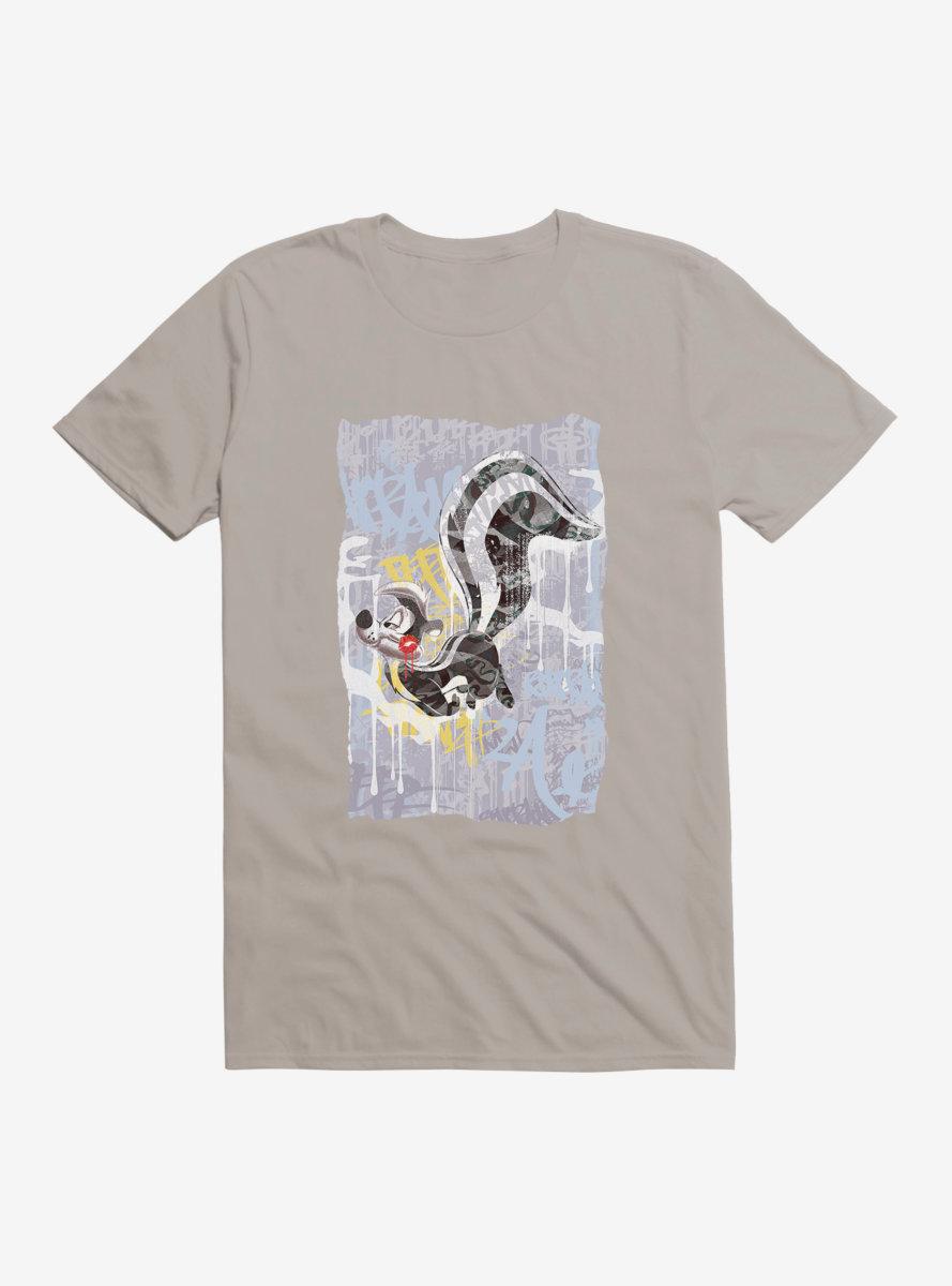 Looney Tunes Pepe Le Pew Mania T-Shirt