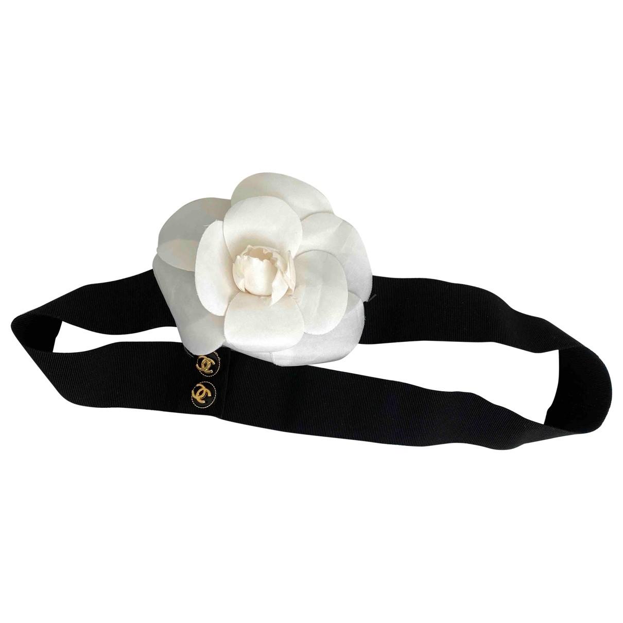 Cinturon de Seda Chanel
