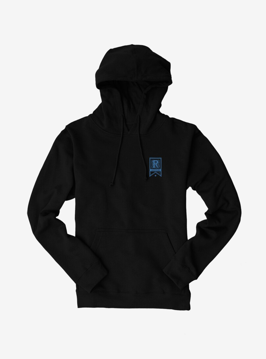 Harry Potter Ravenclaw House Banner Hoodie