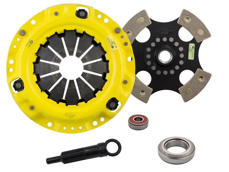 ACT TK1-HDG4 HD/Race Sprung 4 Pad Clutch Kit Toyota Corona 69-70