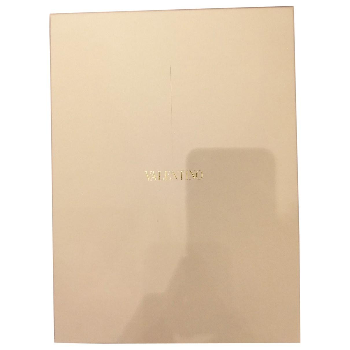Valentino Garavani - Objets & Deco   pour lifestyle en coton - beige