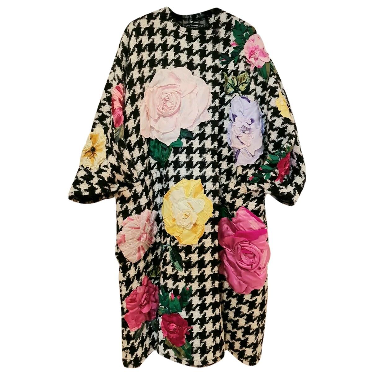 Dolce & Gabbana \N Maentel in  Bunt Wolle