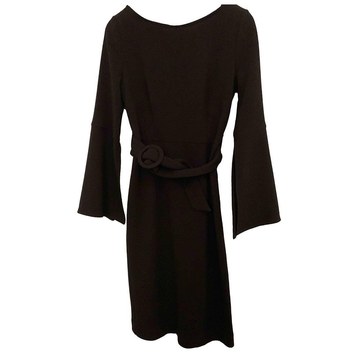 Parosh \N Kleid in  Schwarz Wolle
