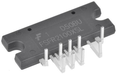 ON Semiconductor FSFR2100XSL, 1-Channel Intelligent Power Switch, Resonant Converter, 350 → 400V, 180W 10-Pin, (2)