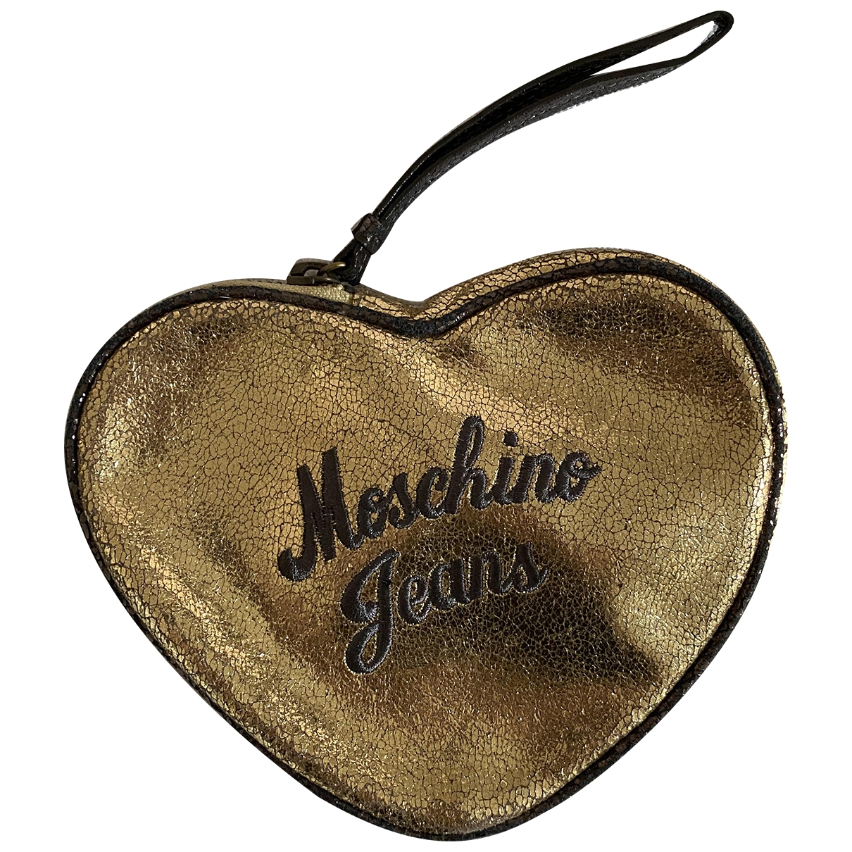 Moschino Cheap And Chic - Petite maroquinerie   pour femme en cuir