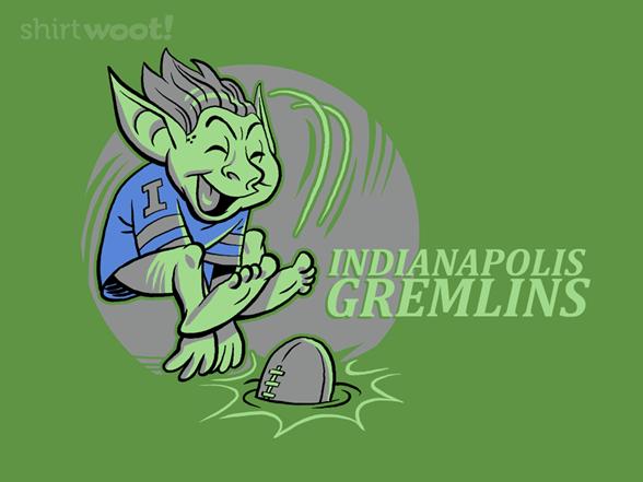 Indianapolis Gremlins T Shirt