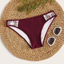 Gehaekeltes Bikini Hoschen