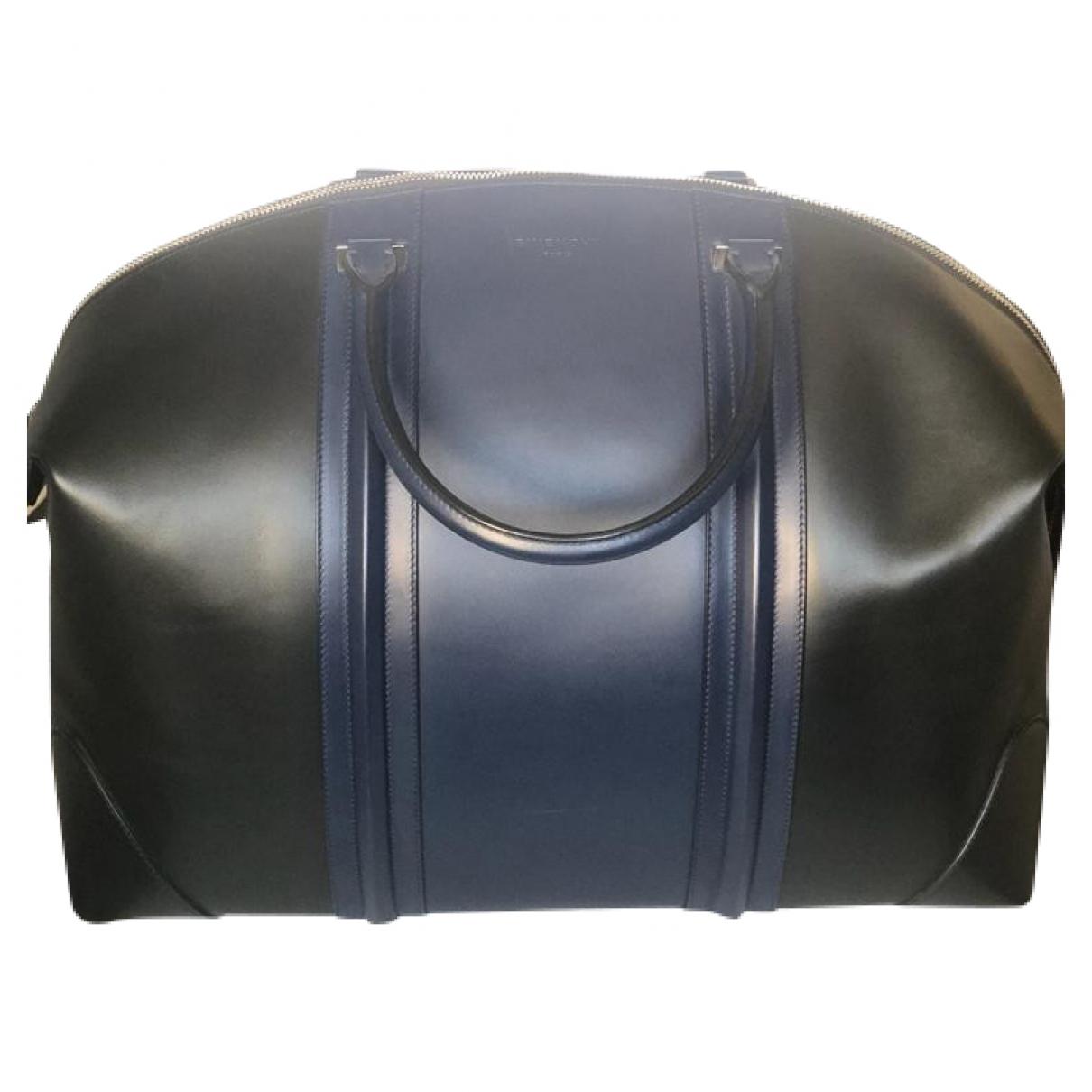 Givenchy - Sac a main Lucrezia pour femme en cuir - noir