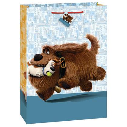 The Secret Life of Pets 1 Jumbo Gift Bag Pour la fête d'anniversaire