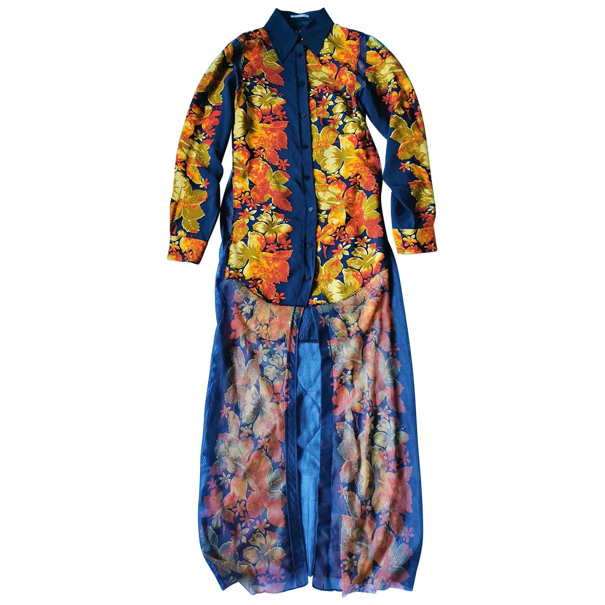 Jean Paul Gaultier N Multicolour dress for Women 38 FR