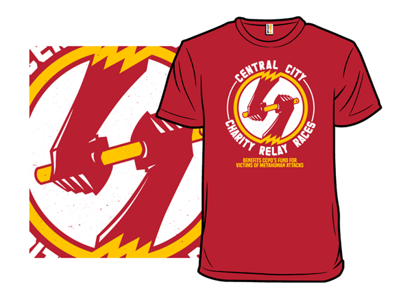 Central City Relay T Shirt